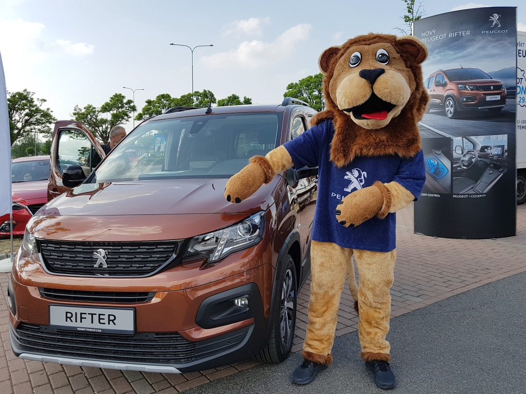 Je za námi polovina Peugeot Emotion Day 2018